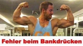 getlinkyoutube.com-Die größten Fehler beim Bankdrücken