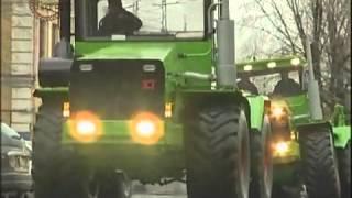getlinkyoutube.com-Колесный трактор Прогресс ЗСТ КТ 5701