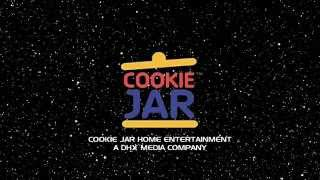 Cookie Jar Home Entertainment logo (with the DHX Media Byline)