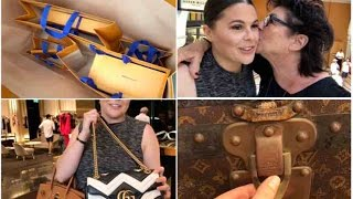 getlinkyoutube.com-LOUIS VUITTON MAISON shopping | Full Day VLOG
