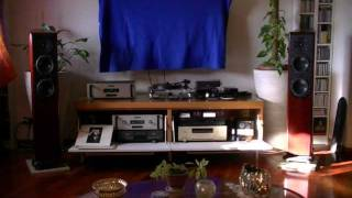 getlinkyoutube.com-My stereo system is playing Sting