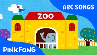 getlinkyoutube.com-The Phonics Zoo | ABC Alphabet Songs | Phonics | PINKFONG Songs for Children