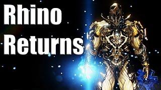 getlinkyoutube.com-Warframe: Rhino Rework Review and Build