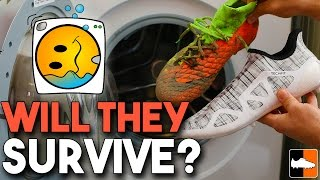 getlinkyoutube.com-Boots in Washing Machine! - Nike Hypervenom 3 & adidas Glitch Cleats