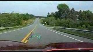 getlinkyoutube.com-How to pass slower traffic in a Vette