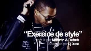 Dany Dan - Exercice de Style (The Bridge Part2) (ft. Kenyon)