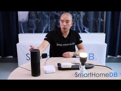 HOW-TO: Pair and Connect your Amazon Echo with a GE Smart Switch via a Samsung SmartThings Hub