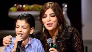 getlinkyoutube.com-Soula With Sherine ,Tamer Ali(4-5)