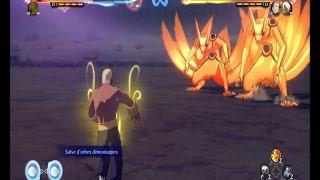 getlinkyoutube.com-Naruto Ultimate Ninja Storm 4 mod : Fix aura , Support and Online