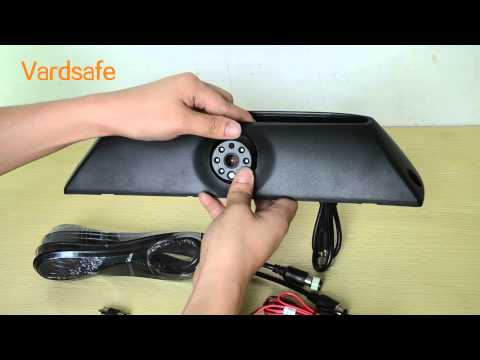 Vardsafe Backup 3rd Brake Light Backup Rear View Camera For Iveco Daily