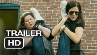 getlinkyoutube.com-The Heat Official Trailer #1 (2013) - Sandra Bullock Movie HD