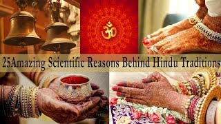 getlinkyoutube.com-25 Amazing Scientific Reasons Behind Indian Traditions &  Culture - Hinduism Facts
