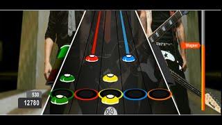 getlinkyoutube.com-Guitar Flash : Boulevard Of Broken Dreams - Green Day HARD/DIFÍCIL (34,334) RECORD