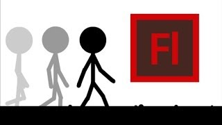 getlinkyoutube.com-How To Create A Walking Stickman In Adobe Flash Using Bone Tool