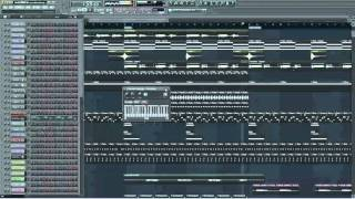 getlinkyoutube.com-FL Studio 10 Dance With Me (Deep House Mix) by DJ Rodrigo Motta