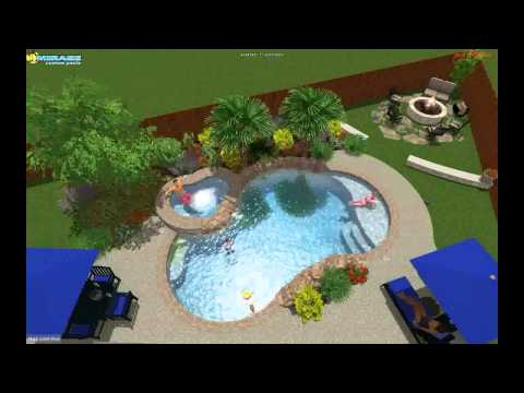 Mirage Custom Pools 2100 Malone Drive Mckinney TX 75070