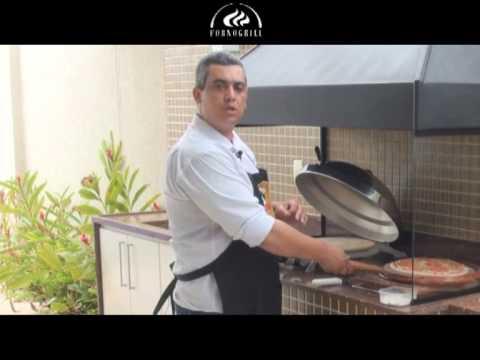 Fornogrill - Forno portátil para pizza