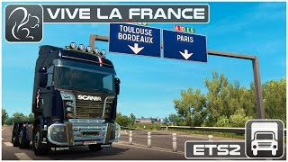 getlinkyoutube.com-Vive la France DLC (Euro Truck Simulator 2)
