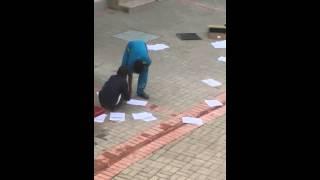تحرش واعتداء على دار رعاية الفتيات بالرياض1