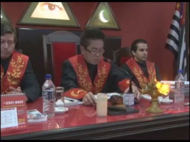 TVB Programa Roteiro sobre a maçonaria