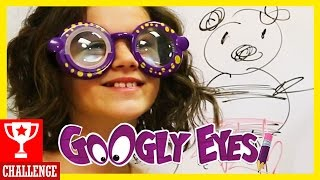 GOOGLY EYES CHALLENGE!  |  KITTIESMAMA