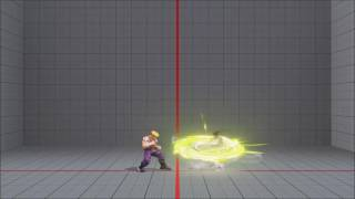 getlinkyoutube.com-Street Fighter V - All Supers with no Cinematic Camera Angles