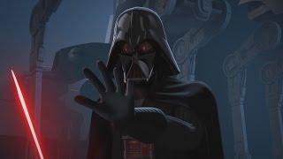 getlinkyoutube.com-Star Wars Rebels - Kanan & Ezra vs Darth Vader [1080p]