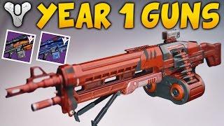 getlinkyoutube.com-Destiny: YEAR 1 WEAPONS RETURNING! Stat Comparisons & New Best Sniper? (April Update)