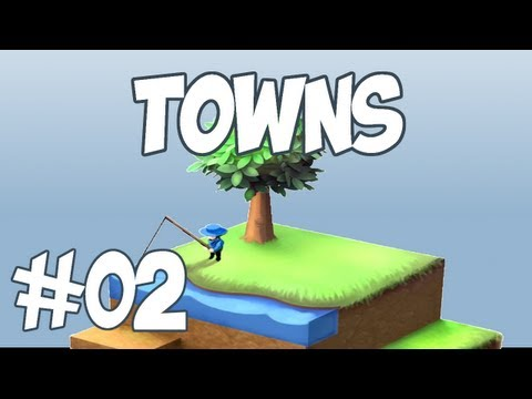 Towns - Part 2 - Bustin Out the Bread