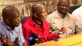 The problem is not Zuma, it's the whole ANC': Malema