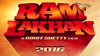 getlinkyoutube.com-RAM LAKHAN Official Trailer First Look 2016