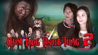 "getlinkyoutube.com-HMONGWORLD: KOU THAO talks about his new HMONG HORROR MOVIE ""CHIM TXOG HNUB TUAG 2"""