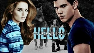 getlinkyoutube.com-Jacob & Renesmee | Hello