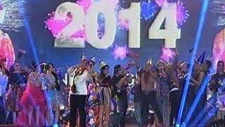 Kehebohan Perayaan Tahun Baru 2014 SCTV - Was Was 01 Januari 2014