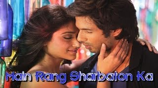 getlinkyoutube.com-Main Rang Sharbaton- Bollywood Sing Along - Phata Poster Nikhla Hero - Shahid, Ileana, Atif