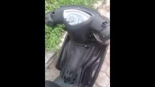 getlinkyoutube.com-Menyalakan starter motor miscal dan mematikan pake hp