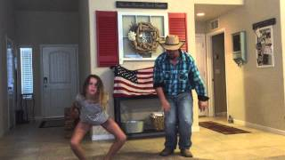 getlinkyoutube.com-Watch Me ( Whip/Nae Nae) Father and Daughter