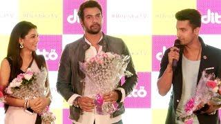 getlinkyoutube.com-Shabbir Ahluwalia, Sriti Jha, Ravi Dubey & more at DittoTv Launch Event