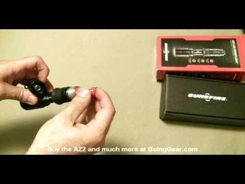 Surefire AZ2 Combatlight Flashlight Review