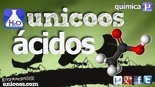 Imagen en miniatura para Química orgánica - Ácidos Carboxílicos