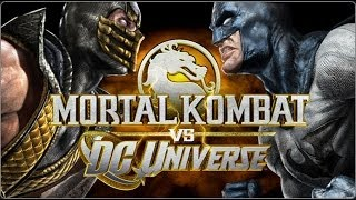 getlinkyoutube.com-Mortal Kombat vs DC Universe Story All Cutscenes The Movie