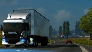 getlinkyoutube.com-Mod Review Scania P400+ronco+computador de bordo personalizado para scania BY:Vernetti