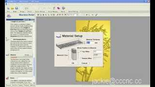 getlinkyoutube.com-create 3d toolpath by artcam