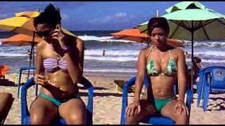 getlinkyoutube.com-gata dança funk na praia