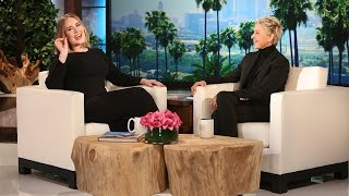 getlinkyoutube.com-Adele Gets Candid with Ellen