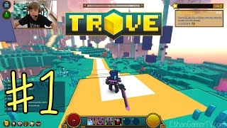 getlinkyoutube.com-Trove (#1) | KID GAMING