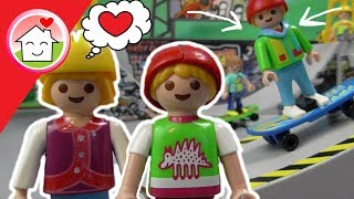 getlinkyoutube.com-Playmobil Film deutsch Coole Jungs / Kinderkanal Family Stories