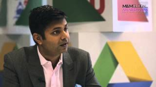 Suresh Balaji, global head of marketing strategy, HSBC