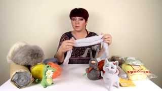 getlinkyoutube.com-Обзор виды шерсти для сухого валяния / Overview of types of the wool for  needle felting wool