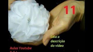 getlinkyoutube.com-AULA 11: FLORES BONITAS, FÁCEIS E RÁPIDAS PARA ROUPAS E CABELOS (leia a descrição do vídeo)